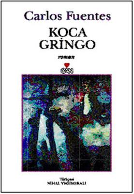 Koca Gringo Kitap Kapağı