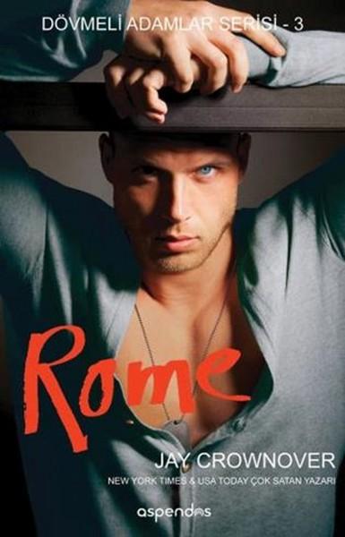 Rome Kitap Kapağı