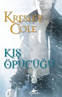 Kış Öpücüğü Kitap Kapağı