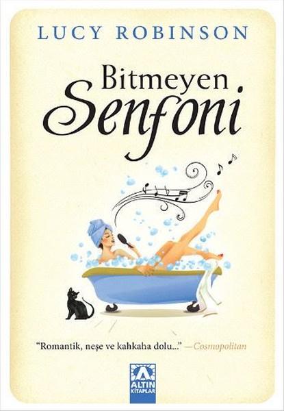 Bitmeyen Senfoni Kitap Kapağı
