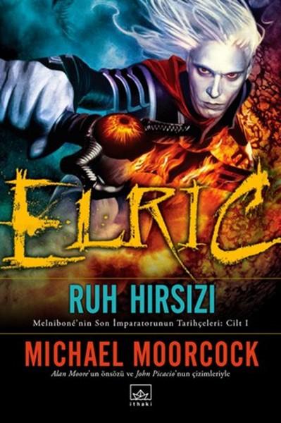 Elric Ruh Hırsızı Kitap Kapağı