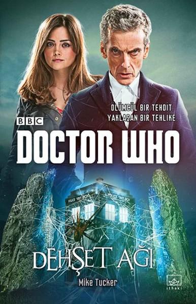 Doctor Who: Dehşet Ağı Kitap Kapağı
