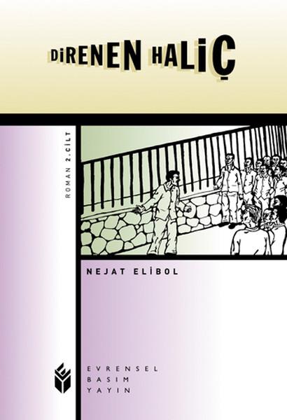 Direnen Haliç Kitap Kapağı