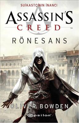 Assassin's Creed Rönesans: Suikastçının İnancı Kitap Kapağı