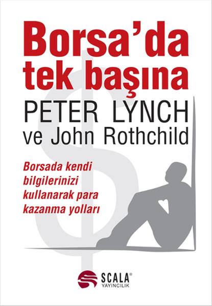 Borsa'da Tek Başına Kitap Kapağı