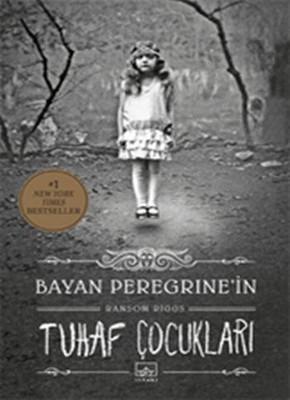 Bayan Peregrine'in Tuhaf Çocukları Kitap Kapağı