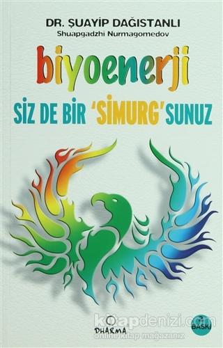 Biyoenerji Kitap Kapağı