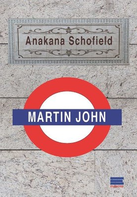 Martin John Kitap Kapağı