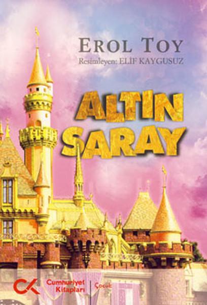 Altın Saray Kitap Kapağı