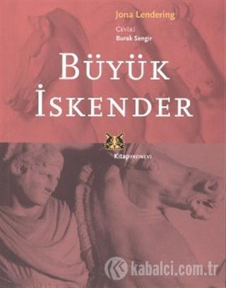 Büyük İskender Kitap Kapağı