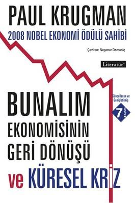 Bunalım Ekonomisinin Geri Dönüşü ve Küresel Kriz Kitap Kapağı