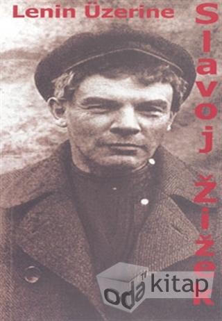 Lenin Üzerine Kitap Kapağı