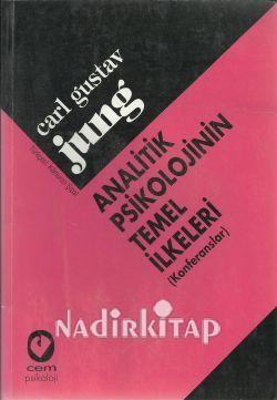 Analitik Psikolojinin Temel İlkeleri Kitap Kapağı