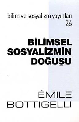 Bilimsel Sosyalizmin Doğuşu Kitap Kapağı