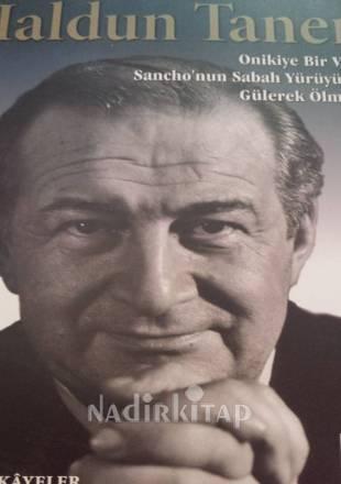 Onikiye Bir Var / Sancho'nun Sabah Yürüyüşü / Gülerek Ölmek Kitap Kapağı