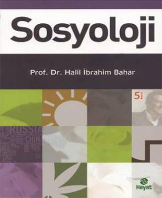 Sosyoloji Kitap Kapağı