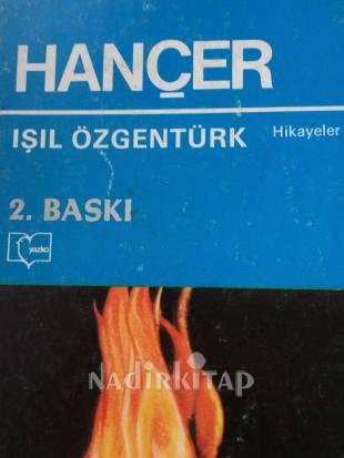Hançer Kitap Kapağı