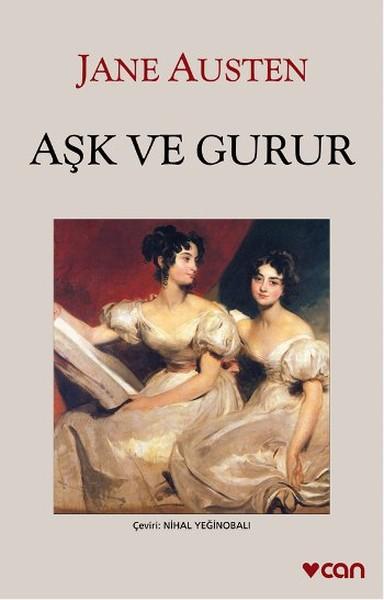 Aşk ve Gurur Kitap Kapağı