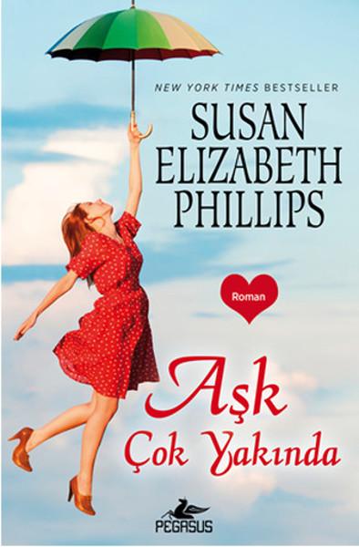 Aşk Çok Yakında Kitap Kapağı