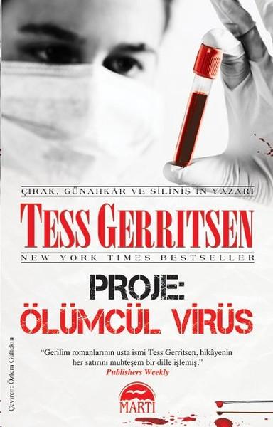 Proje: Ölümcül Virüs Kitap Kapağı