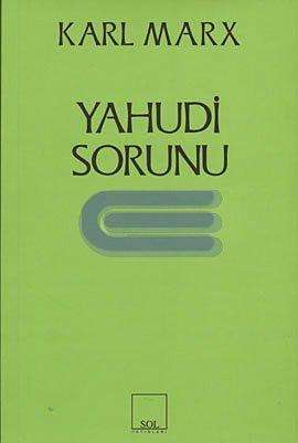 Yahudi Sorunu Kitap Kapağı