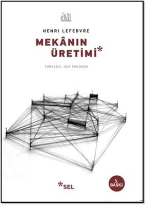 Mekanın Üretimi Kitap Kapağı