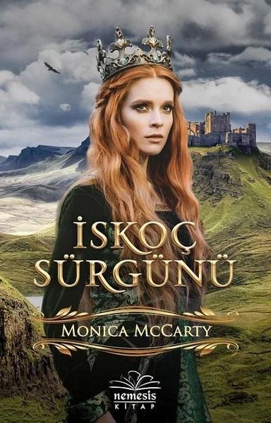 İskoç Sürgünü Kitap Kapağı