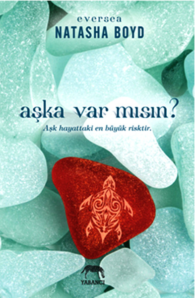 Aşka Var Mısın? Kitap Kapağı