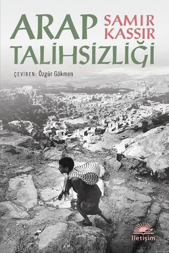 Arap Talihsizliği Kitap Kapağı