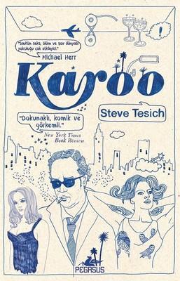 Karoo Kitap Kapağı