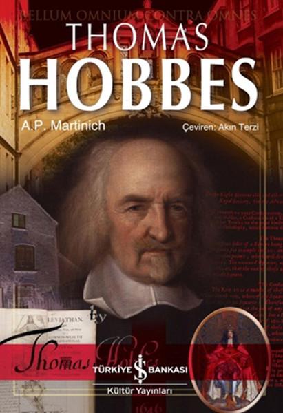 Thomas Hobbes Kitap Kapağı