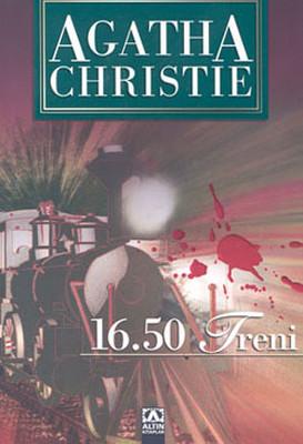 16.50 Treni Kitap Kapağı