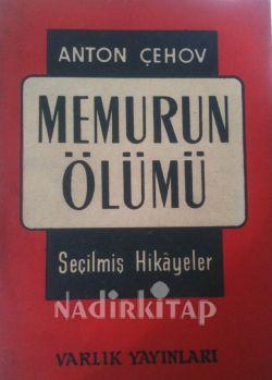 Memurun Ölümü Kitap Kapağı
