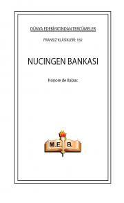 Nucilgen Bankası Kitap Kapağı