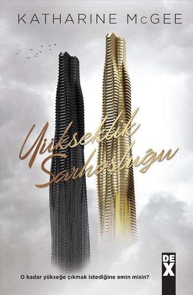 Yükseklik Sarhoşluğu Kitap Kapağı
