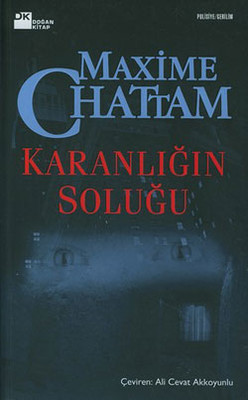 Karanlığın Soluğu Kitap Kapağı