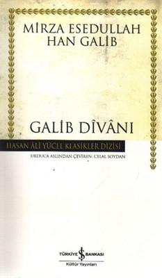 Galib Divanı Kitap Kapağı