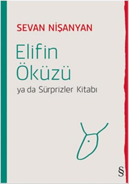 Elifin Öküzü ya da Sürprizler Kitabı Kitap Kapağı