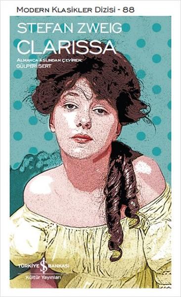 Clarissa Kitap Kapağı