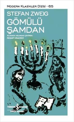 Gömülü Şamdan Kitap Kapağı
