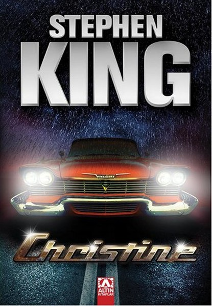 Christine Kitap Kapağı