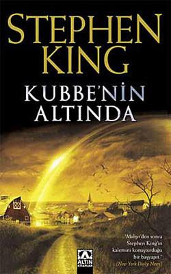 Kubbe'nin Altında Kitap Kapağı