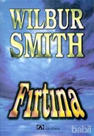 Fırtına Kitap Kapağı