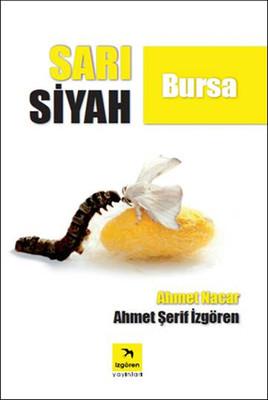 Sarı Siyah Bursa Kitap Kapağı