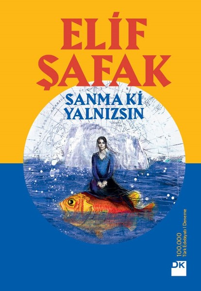 Sanma Ki Yalnızsın Kitap Kapağı