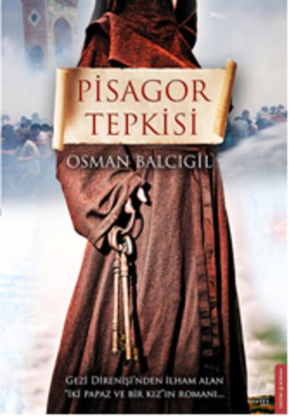 Pisagor Tepkisi Kitap Kapağı