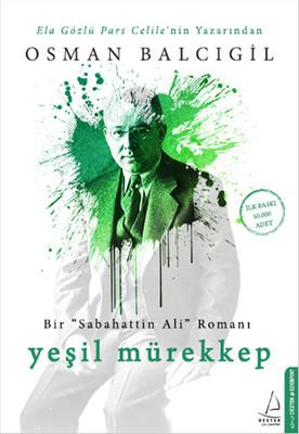 Yeşil Mürekkep Kitap Kapağı