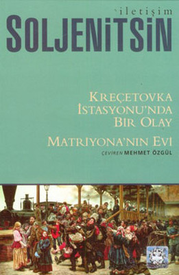 Kreçetovka İstasyonu'nda Bir Olay Kitap Kapağı