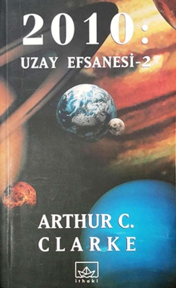 2010 Uzay Efsanesi 2 Kitap Kapağı