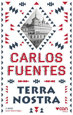 Terra Nostra Kitap Kapağı